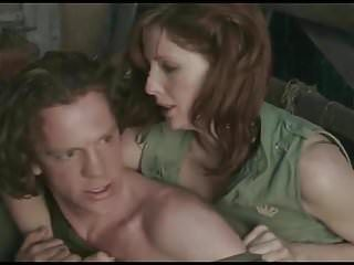 Kelly reilly pumping in puffball video