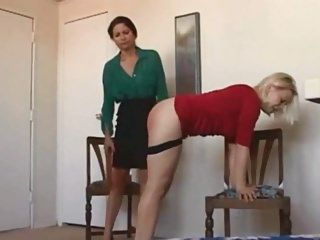 I wager that hurt. school cutie punished by head domme