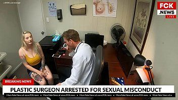 Fck news - plastic surgeon caught pumping tattooed patient