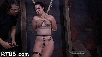 Cutie castigación Porno
